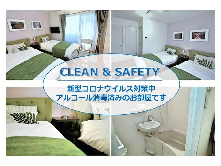 Modern Japanese・Designer Hotel 101/Haneda Airport