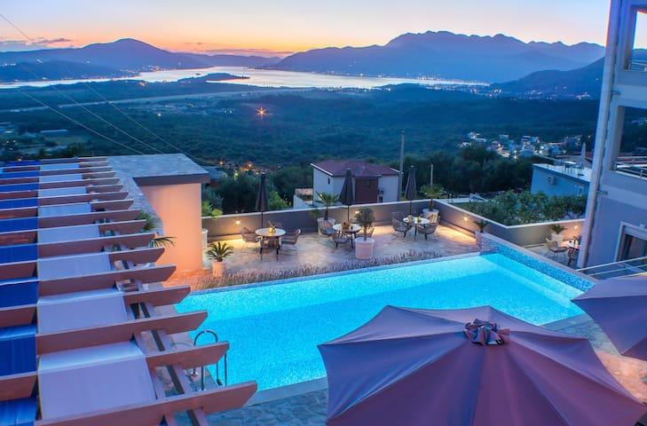 Villa Preciosa Kotor Apartment 4