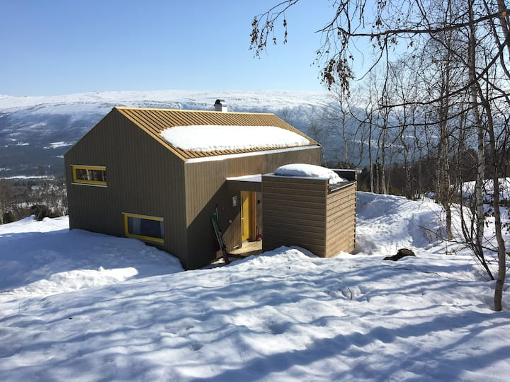 Cabin in the mountains in Oppdal - free wifi