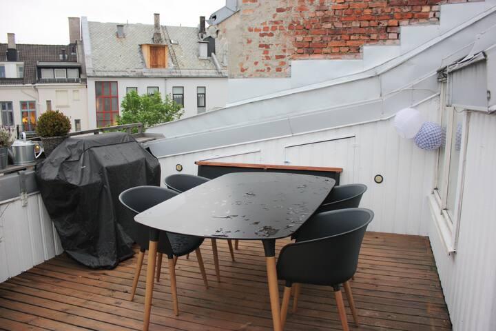 Oslo Centrum - Penthouse apartment