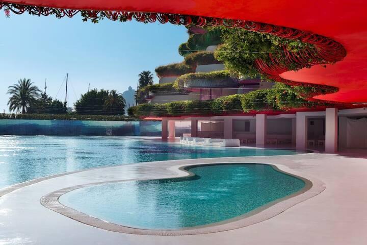 TOP LUXURY 3 BEDS LAS BOAS! BEST LOCATION IN IBIZA