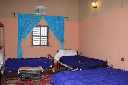 Maison d'hote Chez Yacob Tamnougalt