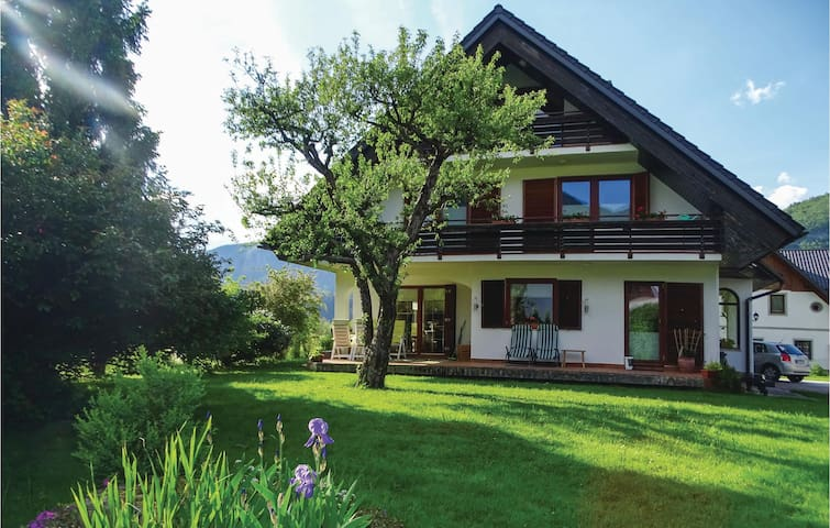 Holiday apartment with 1 bedroom on 44m² in Bohinjska Bistrica