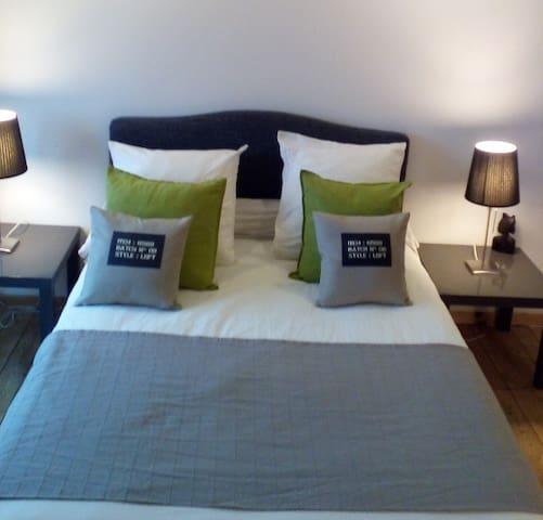 chambre calme - Roullet-Saint-Estèphe - Szeregowiec