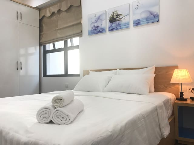 A-Homes D'Capitale Luxury Apartment 1.1