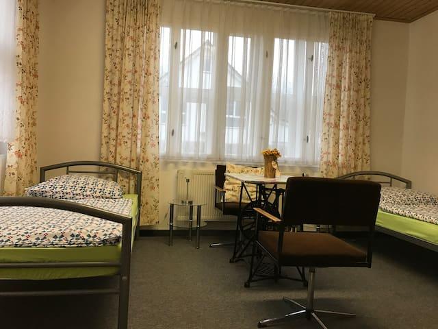 Honimoon Hostel in Großdeuben