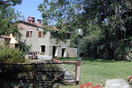 Relax e natura vicino ad Arezzo - 阿雷佐 - 独立屋