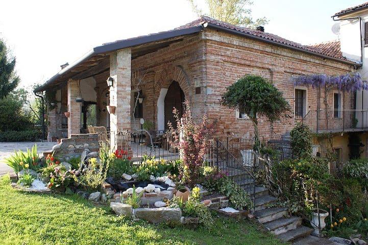 molino del conte - Villamiroglio - Huis