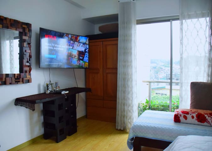 BEST CONDO. LOCATION IN TOWN PROPER BAGUIO CITY