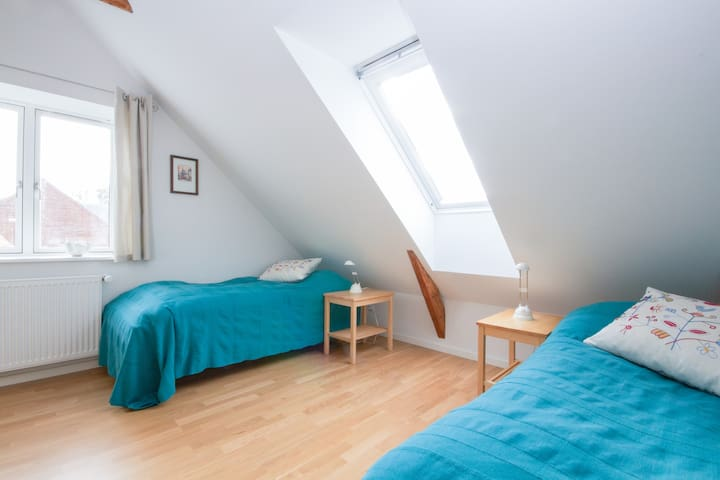 Great room (2) with kitchen/livingroom - Lyngby - Bed & Breakfast