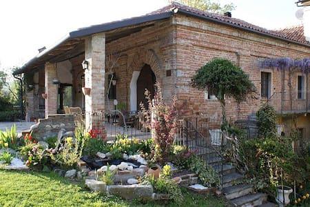 molino del conte - Villamiroglio - Haus