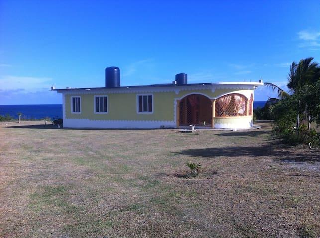 Paradise View - Taste of Paradise  - St Thomas, Jamaica - Konukevi