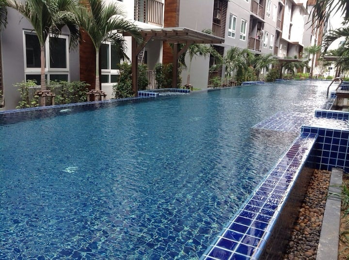 Pattaya central 1 bed room condo #2