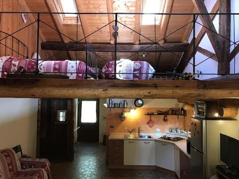 Maison Pantyon: tipico appartamento di montagna