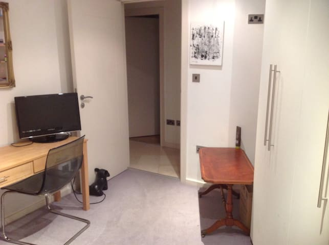 Single room in Grand Canal Dock - Dublín - Pis