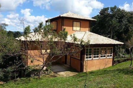 Casa Rustica, Serra da Mantiqueira - Sapucai Mirim