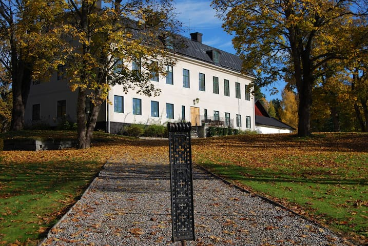 Manor house with high standard - Smedjebacken