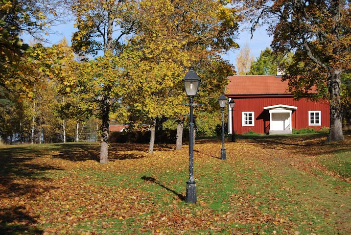 House nearby lake - high standard - Smedjebacken - Haus