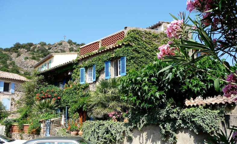 Charming french village house