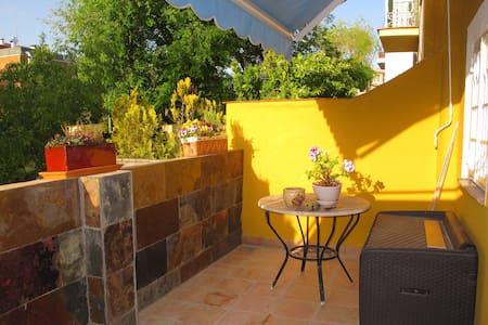 Centrico tranquilo y con terraza - Madrid