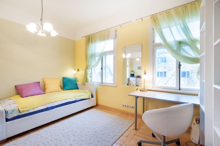City center, cozy place 37m2