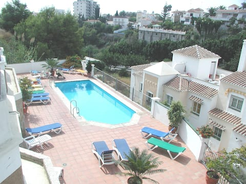 Spacious apartment near to the main beach