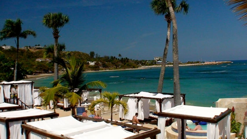 Romantic Apartment, beachfront! - Puerto Plata - Apartamento