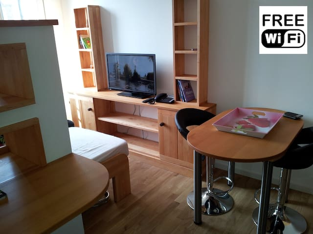 Modernes Apartment in Toplage - Regensburg - Appartement