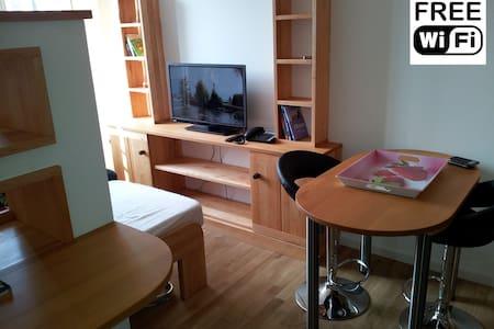 Modernes Apartment in Toplage - Regensburg - Wohnung
