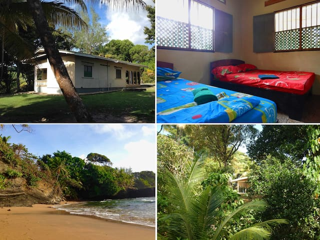 Beach House Balandra with private beach - Room #1