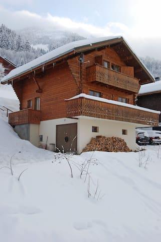 Wintersportchalet - Châtel - Huis