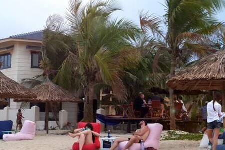 Bungalow with private beach - Sơn Trà - Bungalow