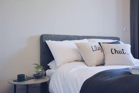 【提諾公寓Tino's Apartments】VIP房/ㄧ房一廳/可攜帶寵物/免費車位/超大陽台