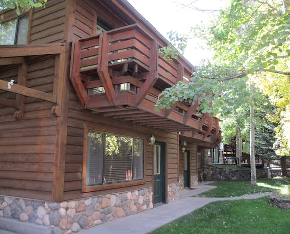 Quiet 1 BDRM Condo in Ouray - Ouray - Pis