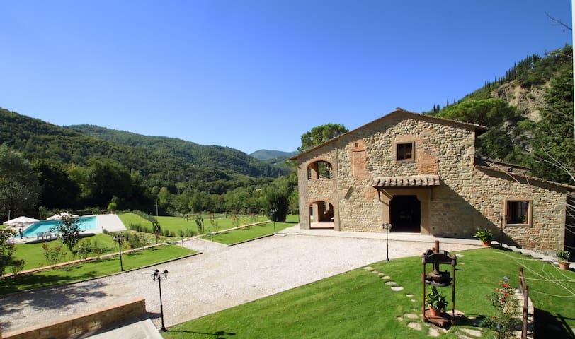 Villa Poggio Marino - Dicomano - Lägenhet