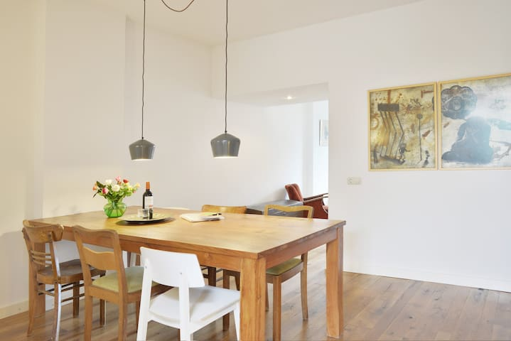 Cosy miner's cottage in the city - Sittard - Casa