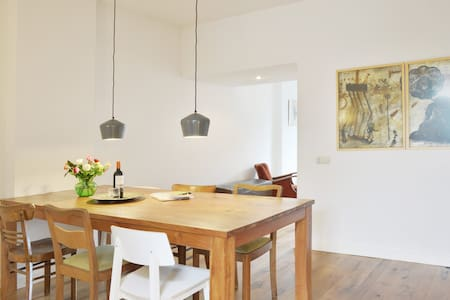 Cosy miner's cottage in the city - Sittard - Ház