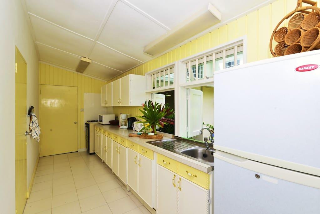 Kitchen of Suite No 1