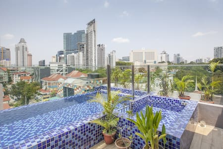 Penthouse with Private Jacuzzi - Singapour
