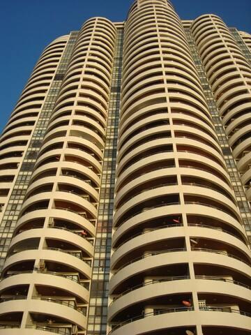 большая квартира с видом на море - Pattaya - Lägenhet