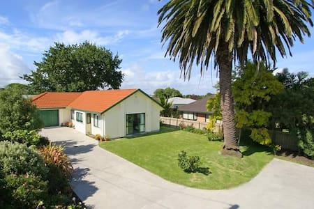 Real gem close to airport - Auckland - Haus