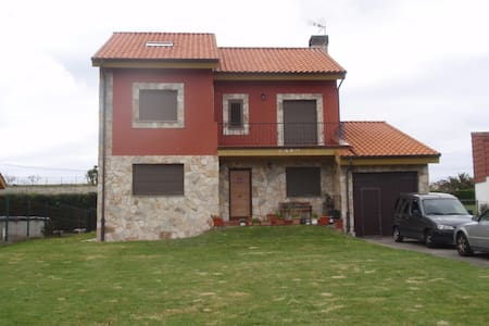 AMAZING HOUSE AT THE SPANISH COAST - Bañugues - 샬레(Chalet)