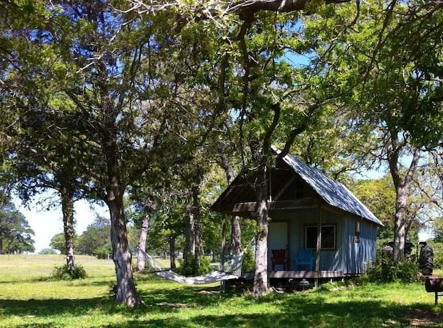 Cabin in Bastrop County - Red Rock - Cabaña
