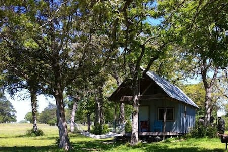 Cabin in Bastrop County - Red Rock