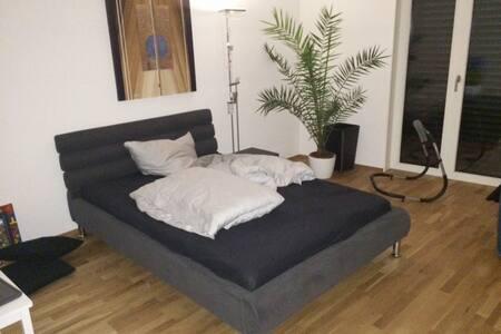 Moderne Zentrums-Terassenwohnung - Rosenheim - Apartment