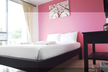 IVORY STD Double (Clean room & Care your holiday)