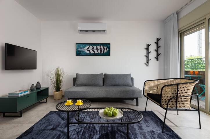Comfort 2 Bedroom apartment in Center Beer Sheva