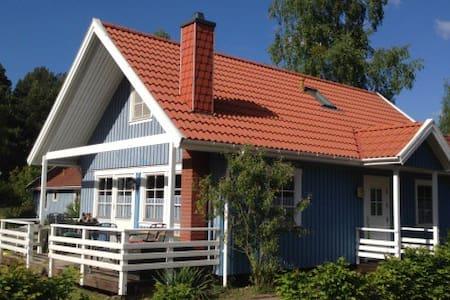 Villa Bunterkunt 2 Boote Kamin - Userin