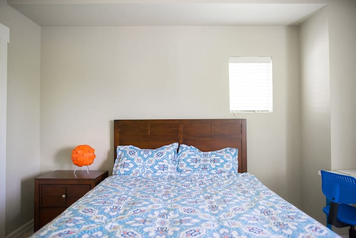 Private Queen bedroom @Microsoft - Bellevue - Hus