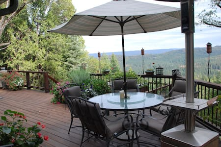 Majestic View Retreat, Nevada City - Nevada City - House